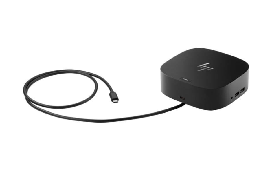 HP USB-C docking station