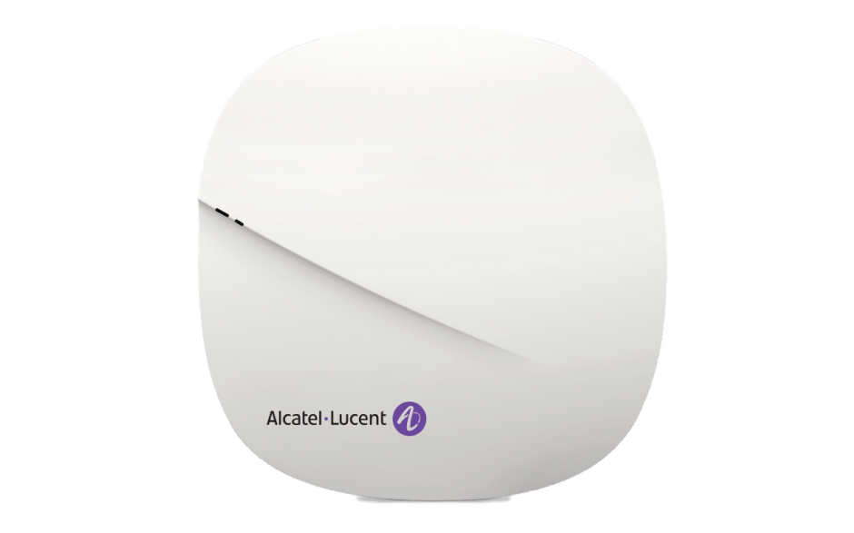 Alcatel-Lucent OmniAccess dual radio