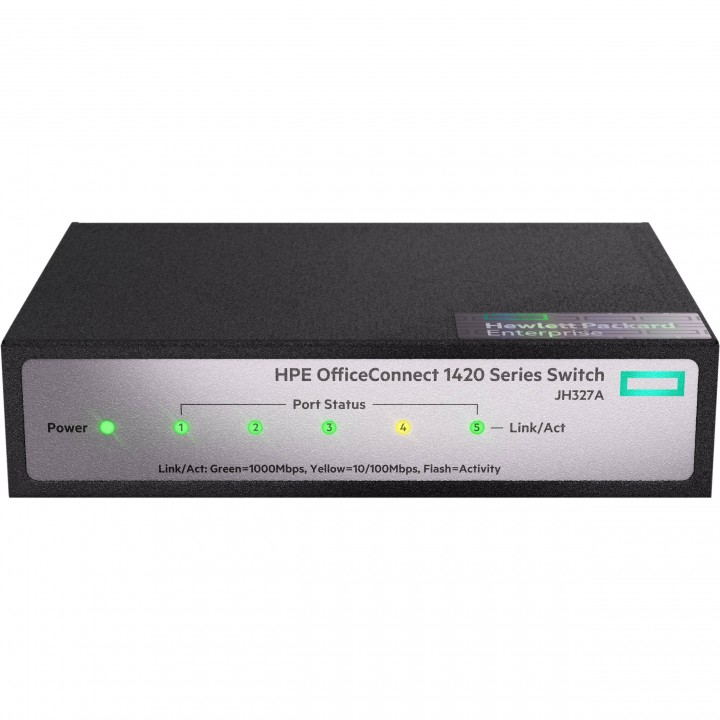 HPE OfficeConnect 1420 8G Unmanaged Switch
