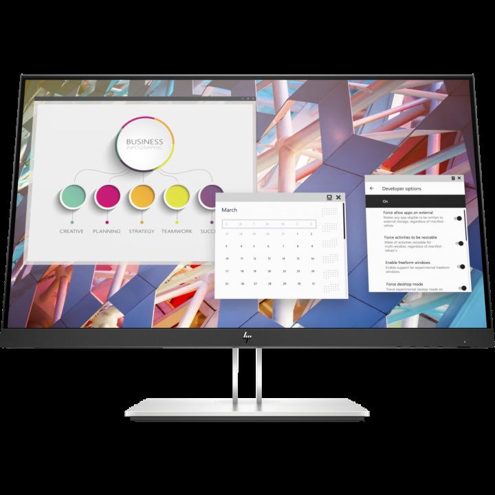 HP monitor E24 G4 - 24 inch - Full HD