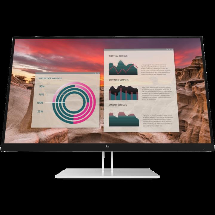 HP monitor E27 G4 - 27 inch - Full HD