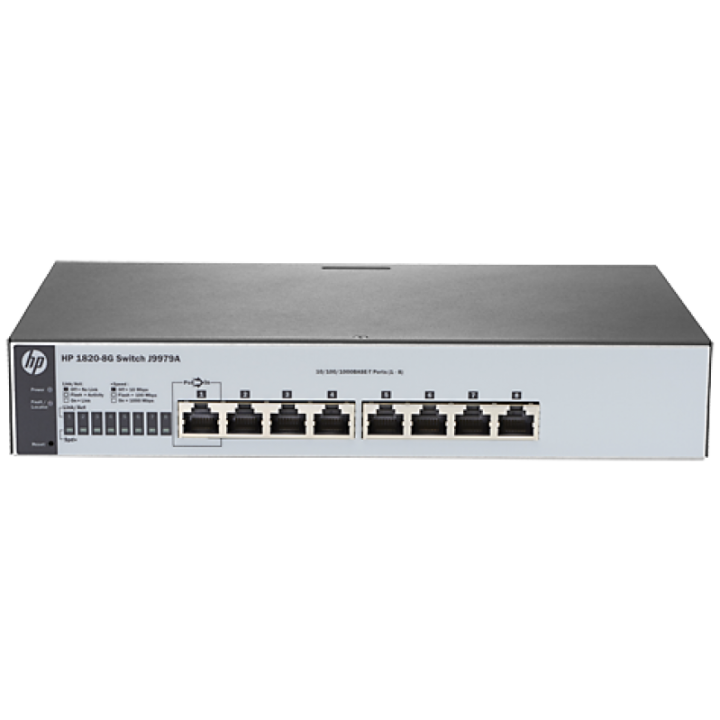 HP Gigabit Switch (PoE)